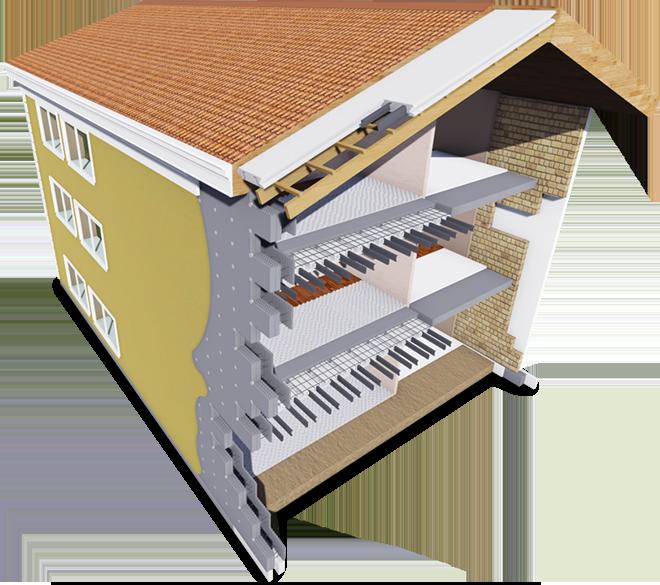Statybiniai EPS produktai